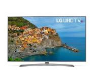"LG 43UJ670V 43"" 4K Ultra HD Smart TV Wi-Fi Zwart LED TV"