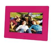 Braun Photo Technik DigiFrame 709 roze 17,8cm (7 )