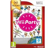 Games Wii Party Selects Basis Nintendo Wii