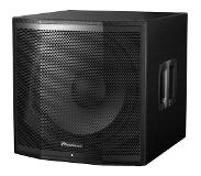 Pioneer Pro Audio XPRS-115S actieve 15 inch subwoofer 2400W
