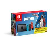 "Nintendo Switch - Fortnite Bundle 6.2"" 32GB Wi-Fi Zwart, Rood draagbare game console"