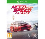 Electronic Arts Need for Speed: Payback | Xbox One