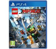 Games Lego Ninjago movie game (PS4)
