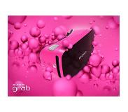 Homido Grab Smartphonegebaseerd headmounted display 240g Zwart, Roze