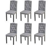 Eetkamerstoel kopen goedkope stoelen vergelijk be for Stoffen eetkamerstoelen