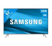 "Samsung UE82MU7000LXXN 82"" 4K Ultra HD Smart TV Wi-Fi Zwart, Zilver LED TV"