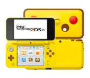 Nintendo Nintendo - New 2DS XL Pikachu Edition Wi-Fi Geel draagbare game console