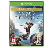 Ubisoft Assassin's Creed Odyssey (Gold Edition) Xbox One