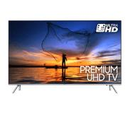"Samsung UE65MU7000 65"" 4K Ultra HD Smart TV Wi-Fi Zwart, Zilver LED TV"