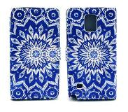 Carryme Mandala booktype hoes Samsung Galaxy Note 4