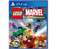 Games Warner Bros - Lego Marvel Super Heroes, PS4 Basis PlayStation 4 Nederlands, Engels video-game