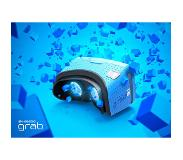 Homido Grab Smartphonegebaseerd headmounted display 240g Zwart, Blauw