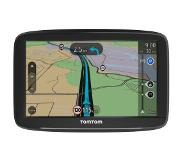 "TomTom START 52 Handheld/Fixed 5"" Touchscreen 235g Zwart navigator"