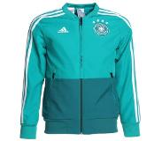 Adidas Kids Germany Pre Jacket groen 164