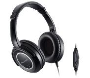 Pioneer Over-ear koptelefoon SE-M631TV Zwart