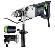 Festool 768933 DR20 E FF-set Boormachine + 5 jaar dealer garantie!