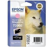 Epson inkcartridge T09664010 light magenta