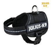 Julius-K9 Powerharness Zwart - Hondenharnas