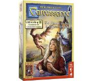 999 Games Carcassonne: De Draak de Fee en de Jonkvrouw Bordspel