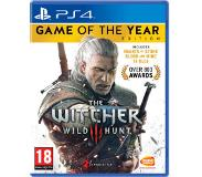 Namco Bandai Games The Witcher 3 - Wild Hunt (GOTY Edition) | PlayStation 4