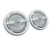 Sony XS-MP1611 - Marine speakers - Wit