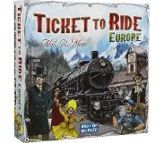Kolmio Media Ticket To Ride Europe