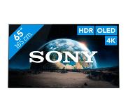 "Sony KD65A1 LED TV 165,1 cm (65"") 4K Ultra HD Smart TV Wi-Fi Zwart"