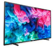 Philips 6500 series Ultraslanke 4K Smart LED-TV 55PUS6503/12