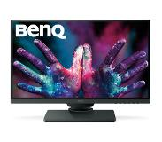 "BenQ PD2500Q computer monitor 63.5 cm (25"") Wide Quad HD LCD Flat Grey"