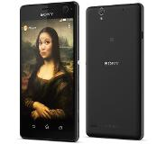 "Sony Xperia C4 14 cm (5.5"") 2 GB 16 GB Single SIM 4G Zwart 2600 mAh"