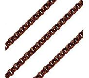 Quoins QK-EB Jasseron collier chocolate