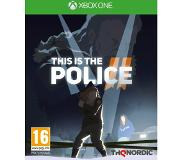 THQNordic This is the Police 2 UK/FR Xbox One