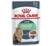 Royal Canin 24 x 85 g Royal Canin Digest Sensitive in Saus Kattenvoer