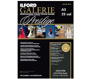 Ilford GALERIE Prestige Smooth Cotton Rag A3 25 vel
