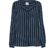 Selected femme Blouse 'SFDYNELLA STRIPE'