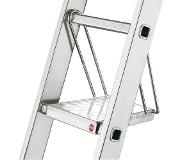 Hailo Hangend ladderplateau staal 9950-001