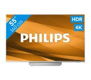 Philips 7800 series Ultraslanke 4K-TV powered by Android TV 55PUS7803/12