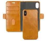 dbramante1928 Lynge Apple iPhone X Book Case Bruin