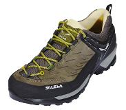 Salewa MTN Trainer L Schoenen Heren, walnut/golden palm 2019 UK 9,5 | EU 44 Trekking- & Wandelschoenen