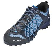 Salewa Wildfire Schoenen Heren, premium navy/royal blue 2019 UK 9,5 | EU 44 Trekking- & Wandelschoenen