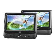 Trevi TW 7005 Portable DVD player Wandmontage 9'' Zwart