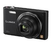 Panasonic DMC SZ10 - Zwart + Case + 8GB SD-kaart