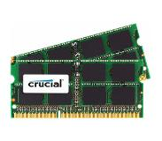 Crucial Apple 8GB DDR3L SODIMM 1866MHz (2x4GB)