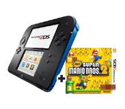 Nintendo 2DS Zwart New Super Mario Bros. 2 Pack