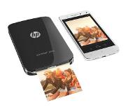 HP Sprocket Plus 2FR86A Zwart