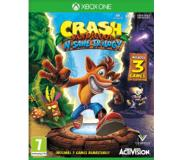 Activision Blizzard Crash Bandicoot: N.Sane Trilogy | Xbox One