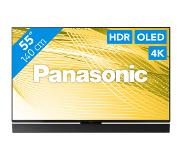 "Panasonic TX-55FZW954 55"" 4K Ultra HD Smart TV Wi-Fi Antraciet, Metallic LED TV"