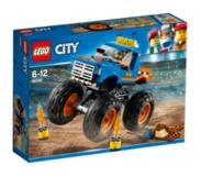 LEGO City monstertruck 60180