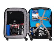 Samsonite Spark SNG Spinner 55cm Toppocket Black