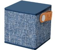 FRESH 'N REBEL Rockbox Cube Fabriq Indigo